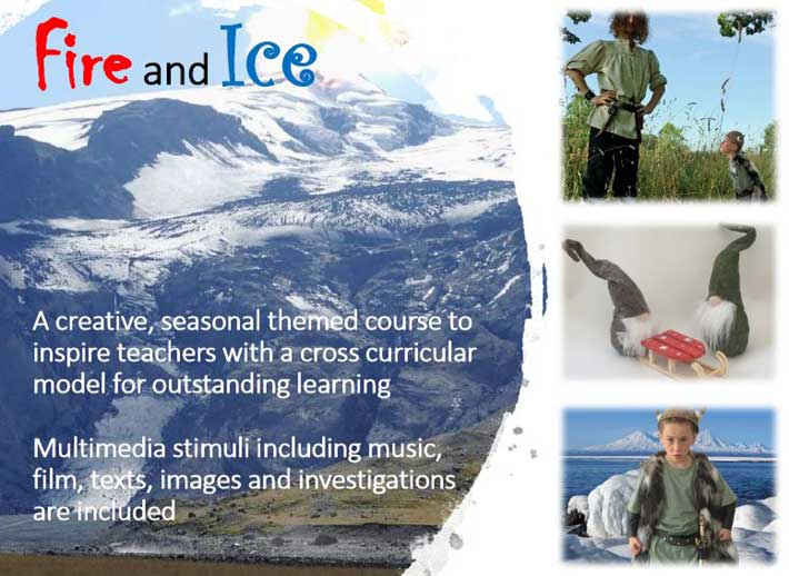Curriculum implementation:  Fire and Ice